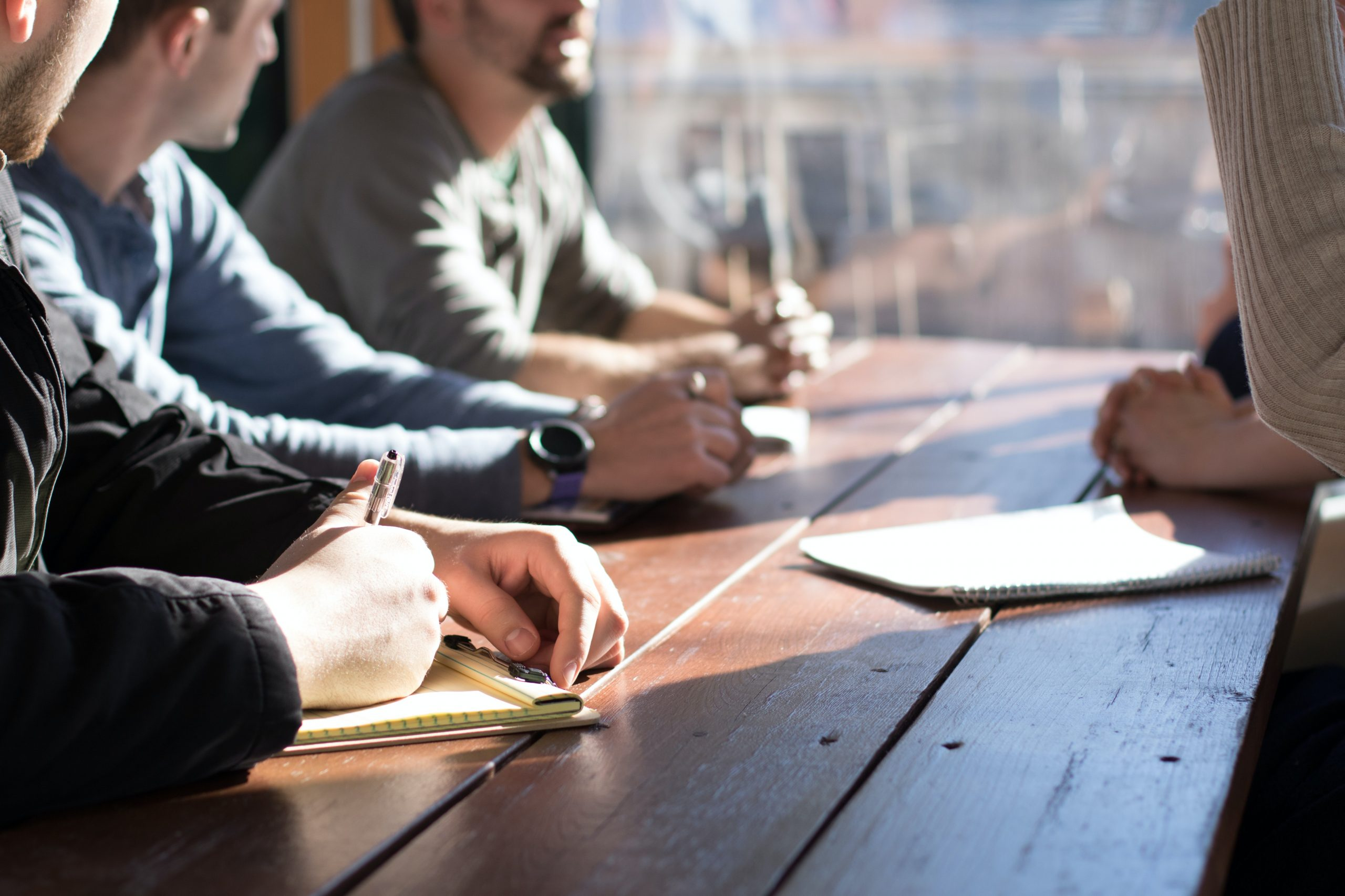 The importance of a Mastermind group